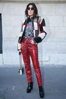 Street Fashion Paris N275