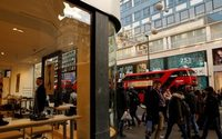 UK retail sales grow modestly in January