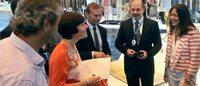 Commerce : Bercy promet un groupe de travail pour la rentrée