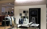 Replay launches Sport Lab menswear pop-up in Selfridges