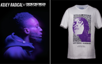 Napapijri partners with Kojey Radical for experiential drop of tech t-shirts