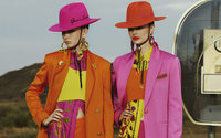 Barocco western per Versace cruise 2020