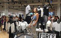 Nike reabre su local en el centro comercial Alcorta Shopping