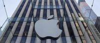 Apple beats Wall Street, investors wary of China sales