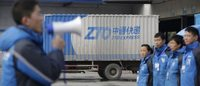 Chinese logistics firm ZTO Express plans U.S. IPO