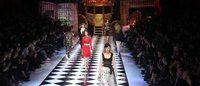 MFW: sfila la favola di Dolce & Gabbana