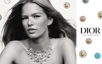 Anna Ewers is the face of the new Dior jewelry campaign