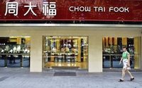 HK's Chow Tai Fook FY profit soars 34 pct, in line with forecast