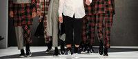 Hochwasser und Knöchel-Dekolleté: Trends der Berliner Fashion Week