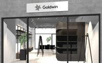 Goldwin eröffnet in München ersten europäischen Store
