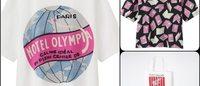 ユニクロUT×オランピアルタン 難民支援の刺繍トートバッグも販売