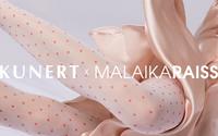 Kunert bringt Kapsel-Kollektion mit Malaikaraiss heraus