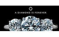 Diamonds no longer forever as miners seek new marketing polish