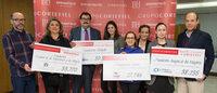 El Grupo Cortefiel destina más de 130.000 euros a cuatro proyectos sociales
