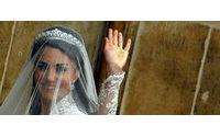 Une styliste britannique réclame les droits de la robe de mariée royale de McQueen