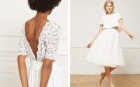 Etam se frotte au marché de la robe de mariée