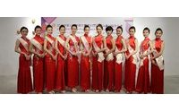 A Campione il concorso Miss Chinese Cosmos Pageant