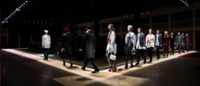 Prada发布2016秋冬时装秀印花面料
