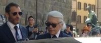 Conde Nast International Luxury Conference, Karl Lagerfeld: 50 anni da Fendi