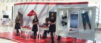 LYCRA promove ação interativa em Shoppings do Rio e São Paulo