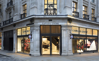canada goose store manager salary