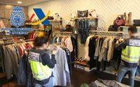 Desmantelan en Zaragoza una gran distribuidora online de artículos de lujo falsos