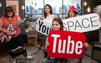 Google : un concept store pour les produits dérivés des YouTubeurs