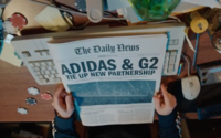 Adidas in major new link-up with G2 entertainment and esports brand