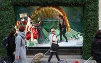 Selfridges has unveiled its Christmas windows