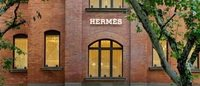 Hermes中国首个公馆式店铺开业