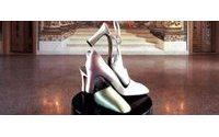 Oltre 1700 calzature femminili di lusso esposte al Museo Rossimoda di Stra
