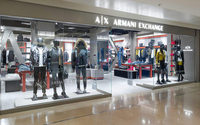 Armani Exchange si sviluppa in Francia