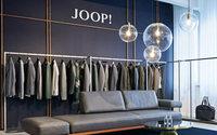 Joop! eröffnet Showrooms in Düsseldorf und Zürich neu