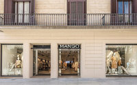 Mango reabre sus tiendas en Portal de l'Àngel y el aeropuerto de Barcelona