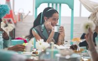 Zoë Kravitz leads star-studded cast in dreamy Tiffany & Co. campaign