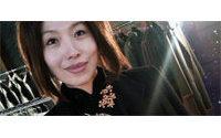 """Christine Zhao: """" Puede que el próximo impulso creativo venga de China"""""""