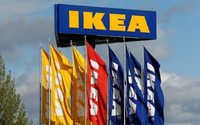 IKEA stores' full-year sales up 5 percent to 38 billion euros
