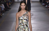 Roberto Cavalli reveals a youthful, sexy collection that really packs a punch