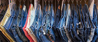 Jeans: in the US the Y generation is keen to buy again