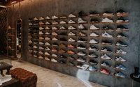 Bae: a loja de sapatilhas que também é museu
