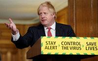 Critiqué, Boris Johnson détaille son plan de déconfinement en trois étapes