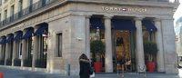 Tommy Hilfiger opens on Paris' Boulevard des Capucines