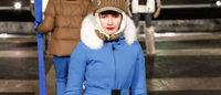 NYFW: Moncler sfila al gelo nella notte più fredda di New York