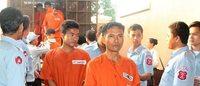 Cambodge: prison avec sursis contre des militants et ouvriers textile