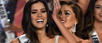 Miss Universo resplandece con autoridad en Colombiamoda