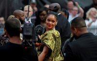 Рианна представила в Париже свое видение современной люксовой моды