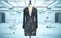 'Data Dress' von Google und H&M nimmt erste Formen an