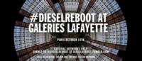 Diesel organise une opération jeunes talents aux Galeries Lafayette