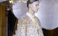 Thom Browne verzauberte Paris mit seinem Couture-Märchen