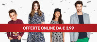 H&M: al via l'e-commerce in Italia